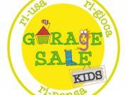 Children's jumble sale in Rome