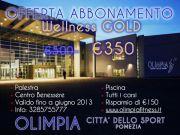 Olimpia Gym Membership for Sale