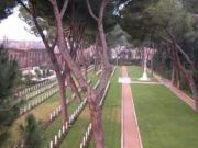 Remembrance Sunday in Rome
