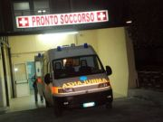 Crisis for Rome's ambulance service