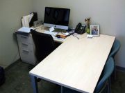 Desk to rent in central Rome
