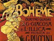Venice. La Boheme by Puccini