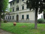 Villa in Tuscany.