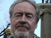 Ridley Scott filming Vatican series in Rome
