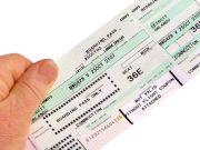 1 roundtrip airline ticket