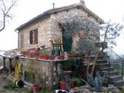 Traditional stone house for sale.