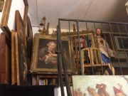 Restoration of paintings and antiques