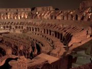 Moonlit tours of the Colosseum