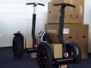 Segway X2 and I2 personal Transporters