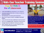 Teacher Training Seminar EFL