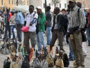 St Peter's invaded by illegal street traders