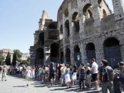 Smartphone tickets for Colosseum