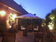 Ostia Levante, luminous penthouse with big terrace