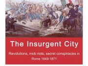 The Insurgent City bike tour of Rome