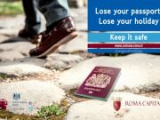 Lose your passport, lose your holiday
