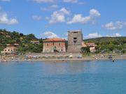 Holiday rental in Ansedonia, Tuscany.