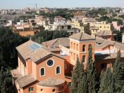 St Stephen's School in Rome marks 50th anniversary