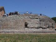 Mausoleum of Romulus reopens