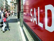 Rome's summer sales begin on 5 July