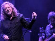 Robert Plant in Rome