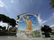 Rome mayor orders removal of street art mural