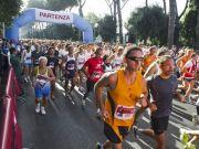 Hunger Run in Rome