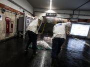 Flood alert disrupts Rome