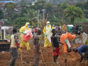 Caritas meets in Rome to discuss ebola response