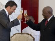 Mozambique leader comes to Rome