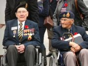 Canadian war veterans return to Italy after 70 years