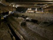 Massive ancient Roman reservoir excavated on Metro C site