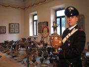 Rome unveils record seizure of looted antiquities