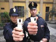Pepper spray for Rome police