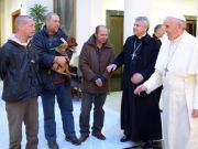 Vatican offers free haircuts to the homeless