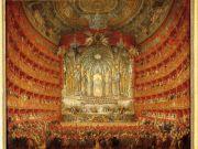 FAI tour of Teatro Argentina