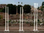 Rome restores Temple of Peace