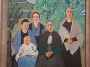 Painting of the month: Ritratti by Casorati