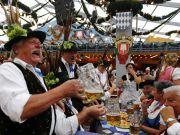 Weekend beer festival in Rome