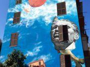 Major street art project in Rome