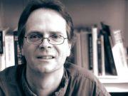 Poet David Starkey reads at John Cabot University