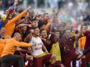 Future Rome derby games to be held on Sundays
