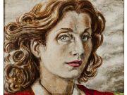 Rome painting: Palma Bucarelli by Alberto Savinio