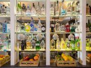 The Gin Corner in Rome