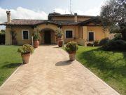 Luxury villa with pools in Olgiata