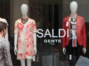 Rome's summer sales begin on 4 July