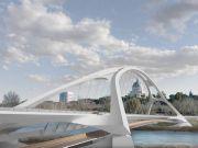Work to resume on Rome's Ponte dei Congressi