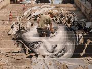 Ingrid Bergman honoured with Rome mural