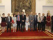 Rome unveils new city cabinet
