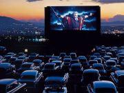Return of Rome's drive-in cinema