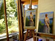Open Art Studio - Drawing and Painting